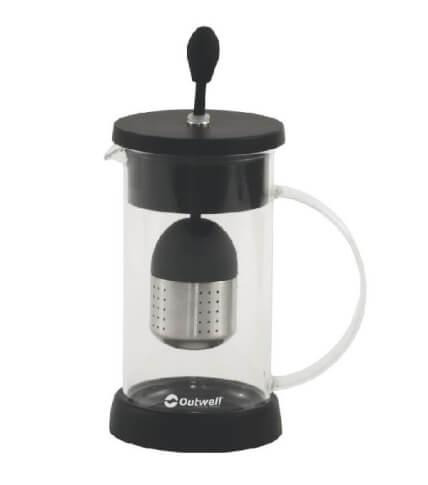 Turystyczny Zaparzacz do herbaty Outwell Tritan Tea Press 2 Cups