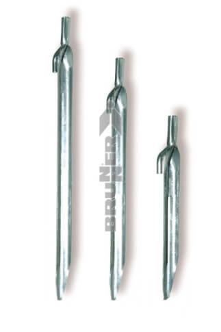 Śledzie Brunner – THOR 23cm komplet 5 sztuk
