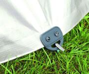 Zaciski do namiotów / pokrowców Brunner CLAMP 4 szt