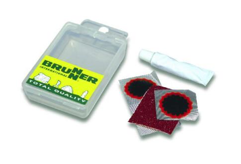 Zestaw naprawczy do materacy Brunner – Mat Repair Cotton