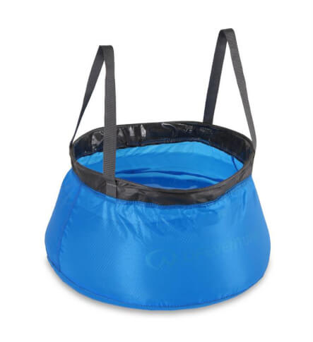 Składana miska turystyczna 10 litrów Collapsible Bowl Lifeventure