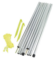 Zestaw pałąków do namiotu Outwell – Upright Pole Set 130cm