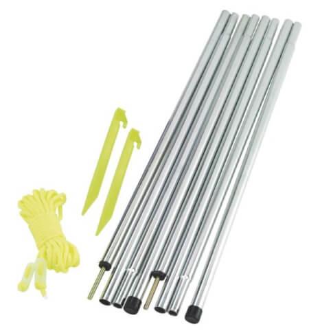 Zestaw pałąków do namiotu Outwell – Upright Pole Set 130cm