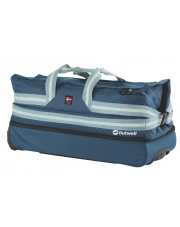 Torba składana Outwell – Excursion 95L Wheel Duffle Blue