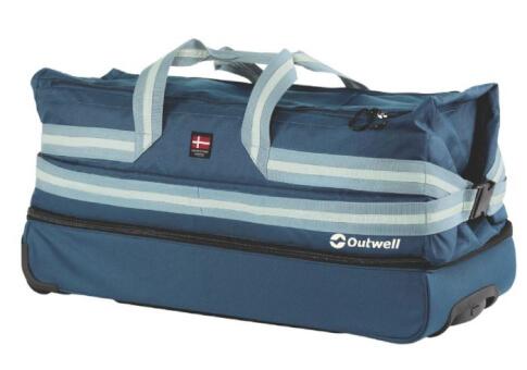 Torba składana Outwell – Excursion 95L Wheel Duffle Blue