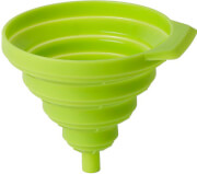 Składany lejek silikonowy Fold-Away Funnel Brunner zielony