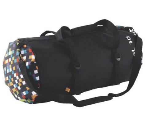 Torba Easy Camp CARNIVAL Reel Duffle 70L Black Pixel