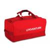 Duża torba podróżna Expedition Duffle 100L czerwona Lifeventure