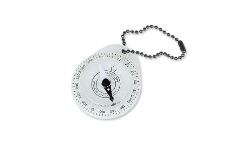 Kompas w formie breloka Brunton – Glow Key Ring