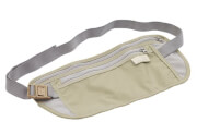 Duża saszetka turystyczna Easy Camp – MONEY BELT TWO POCKETS