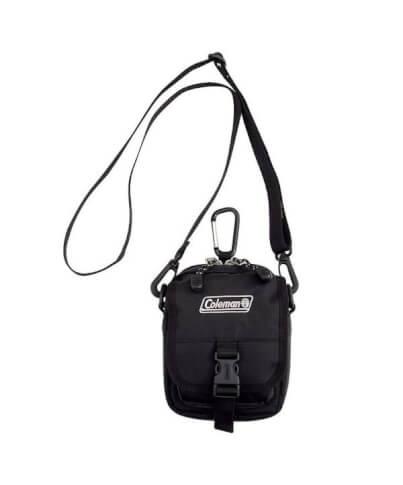 Saszetka na szyję torba Coleman – ZOOM BLACK
