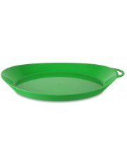 Talerz turystyczny Ellipse Camping Plate green Lifeventure