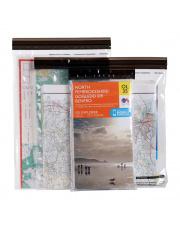 Etui wodoszczelne na mapę DriStore LocTop Bags For Maps Lifeventure