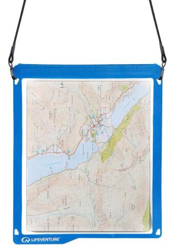 Torebka wodoszczelna na mapy Hydroseal Map Case Lifeventure Waterproof