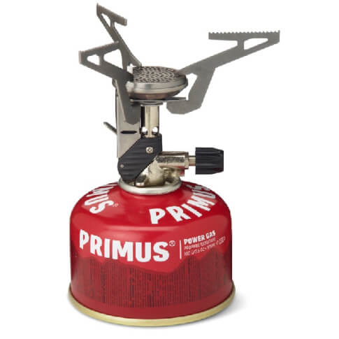 Turystyczna kuchenka gazowa, palnik Primus – Express Ti