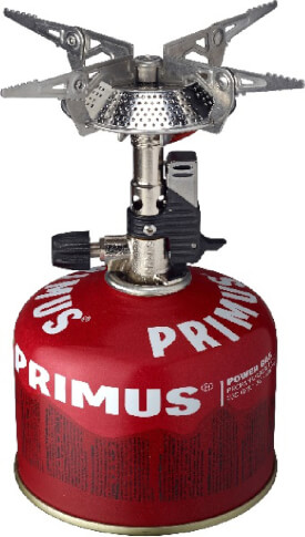 Kuchenka gazowa, palnik Primus – Power Cook