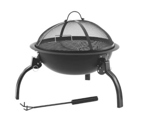 Grill na ognisko Outwell Cazal Fire Pit