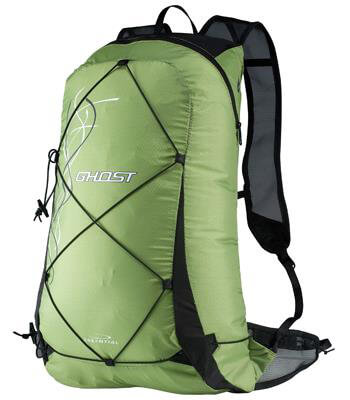 Plecak wspinaczkowy 15L GHOST CAMP green-green