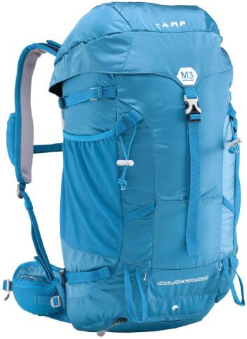 Plecak wspinaczkowy M3 CAMP niebieski