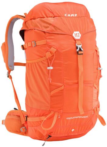 Lekki plecak w góry 30 litrów CAMP M3 pomarańczowy