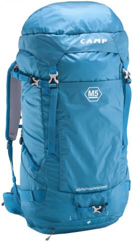 Plecak górski 50 litrów CAMP M5 niebieski