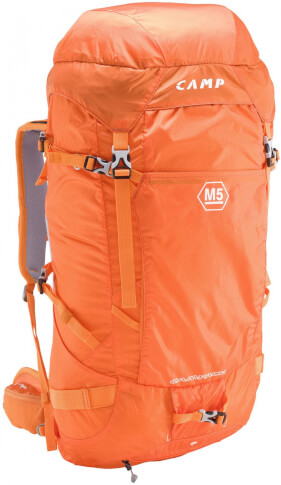 Plecak wspinaczkowy 50 L M5 CAMP pomarańczowy