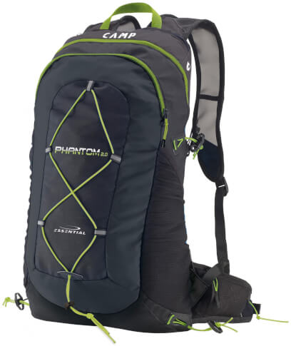 Lekki plecak CAMP – PHANTOM 2.0 black 15 L