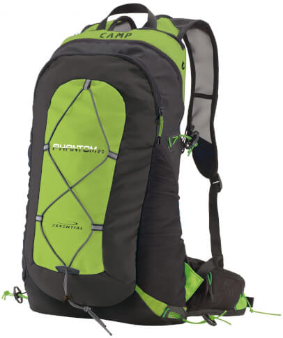 Plecak CAMP – PHANTOM 2.0 green black 15 L