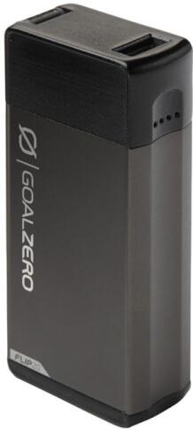 Power bank USB 5200 mAh FLIP 20 szary Goal Zero