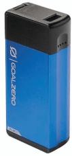 Lekki powerbank 5200 mAh z USB FLIP 20 Goal Zero niebieski