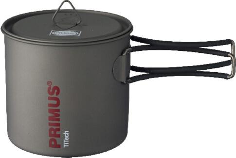 Garnek z pokrywką Primus – TiTech 0.6 L