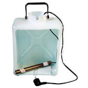 Turystyczna grzałka wody 230V
