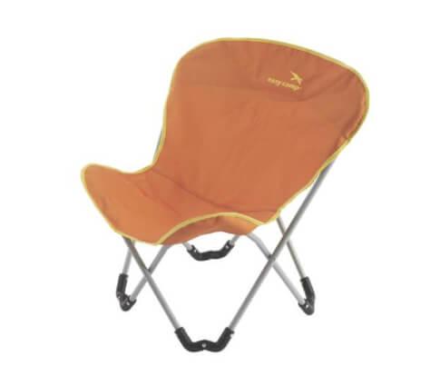 Krzesło leżak plażowy Easy Camp Seashore Orange