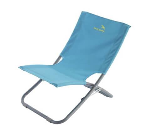 Krzesło leżak plażowy Easy Camp Wave Blue