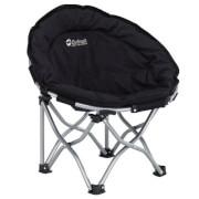 Krzesło kempingowe fotel dla dzieci Outwell Comfort Chair Kids Classic Black
