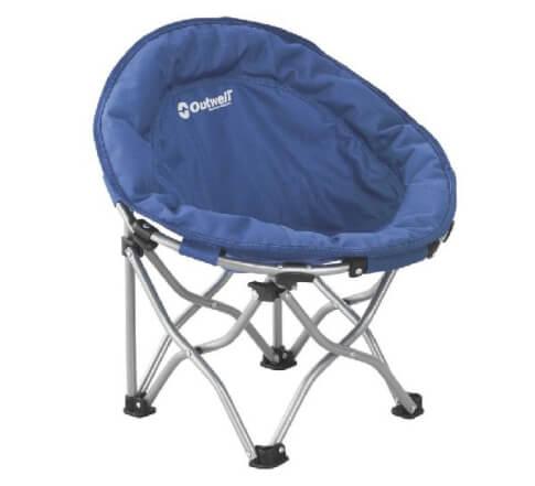 Krzesło kempingowe - fotel dla dzieci Outwell - Comfort Chair Kids Classic Blue
