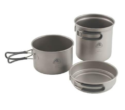 Zestaw garnków Robens Titanium Cook Set