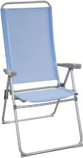 Krzesło kempingowe Brunner Joy Go niebieskie