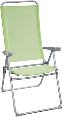 Krzesło kempingowe Brunner Joy Go zielone