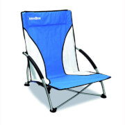 Krzesło plażowe Brunner Cuba niebieski