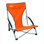 Krzesło plażowe Brunner Cuba pomarańczowe