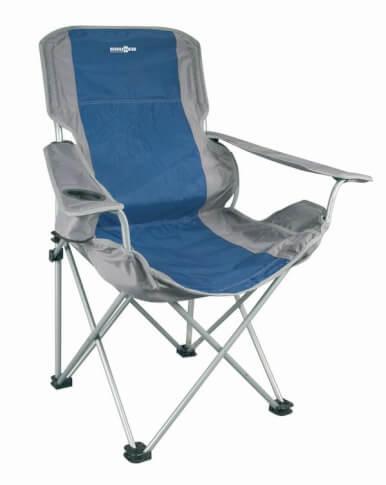 Krzesło składane Brunner Action Outdoor Ergonomic