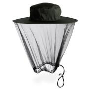 Kapelusz z moskitierą turystyczną Midge Mosquito Head Net Hat Lifesystems