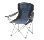 Krzesło turystyczne składane Arm Chair Blue Easy Camp
