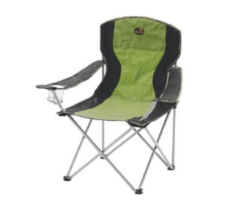 Krzesło składane Easy Camp - Arm Chair Green