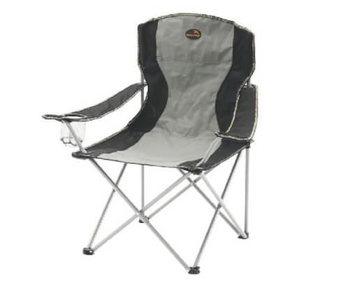 Krzesło składane Easy Camp Arm Chair Grey