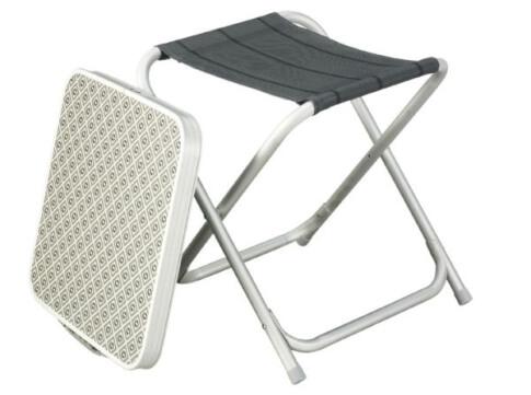 Krzesło składane z blatem Outwell 2 w 1 Baffin