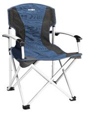 Krzesło turystyczne Brunner Armchair Big Guys granatowe