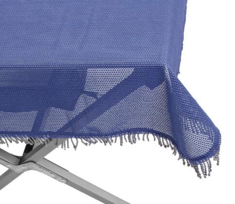 Obrus Brunner - Bella 6 - niebieski