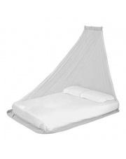 Moskitiera turystyczna na łóżko podwójne MicroNet Double Mosquito Net Lifesystems